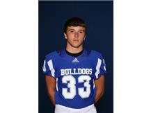 Athlete of the Week 10/1/18 Luke Gentile