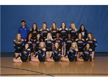 Competitive Cheer Varsity