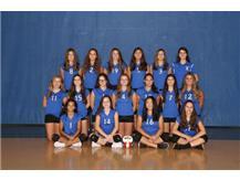 Girls Freshman Volleyball