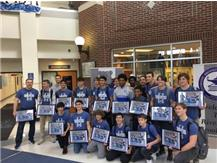 Good Luck Wrestlers at STATE!!
