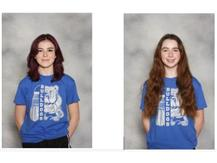 Co-Athletes of the Week 2/22/21 Madeline Pollock and Lilian Ransel