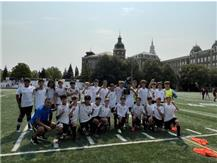 Congratulations to our Freshman Boys Soccer Program for a their FIRST PLACE finish in the St. Ignatius Tournament!