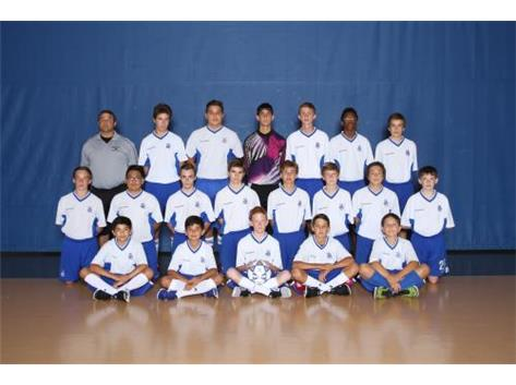 Freshman Boys Soccer