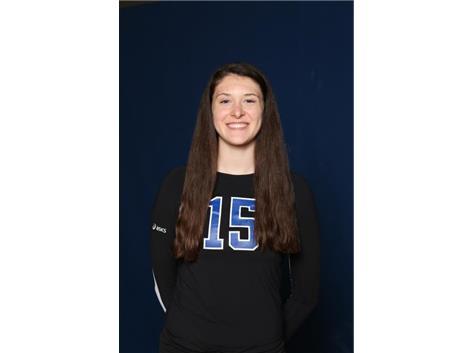 Athlete of the Week 9/12/16 Dana Rettke