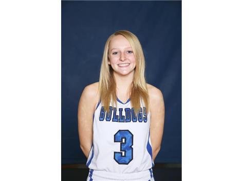 Athlete of the Week 11/21/16 Samantha Bloom