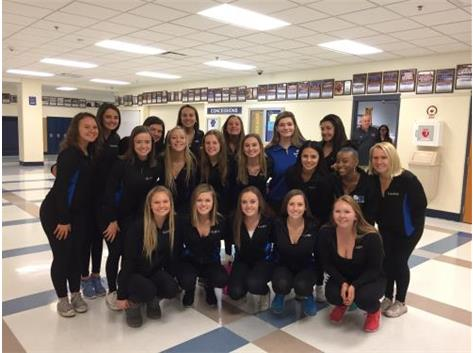 Good Luck Cheer at State!!