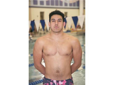 Athlete of the Week 2/20/17 Joey Rosa