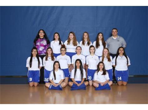 Freshman Girls Soccer