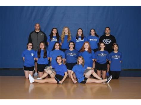 Freshman Badminton