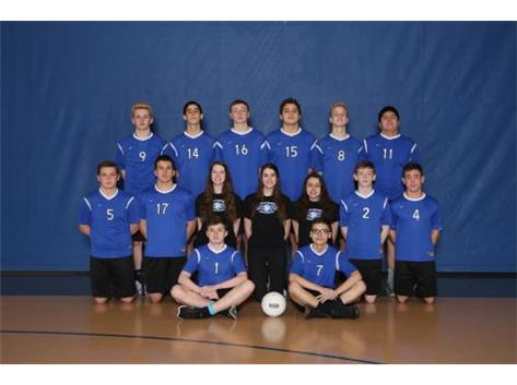 Sophomore Boys Volleyball