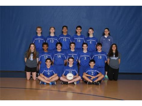 Freshman Boys Volleyball