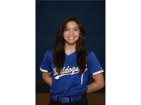 Athlete of the Week 3/27/17 Amanda Martinez