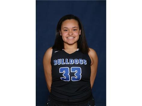 Athlete of the Week 12/18/17 Sarah JnoBaptiste