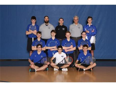 Varsity Boys' Tennis
