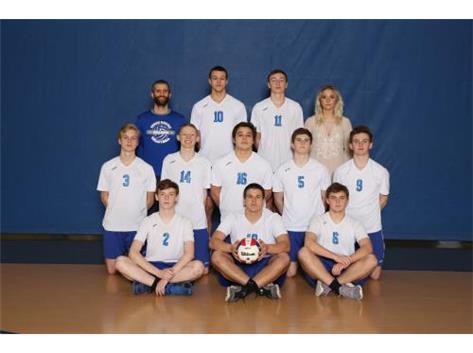 Varsity Boys' Volleyball