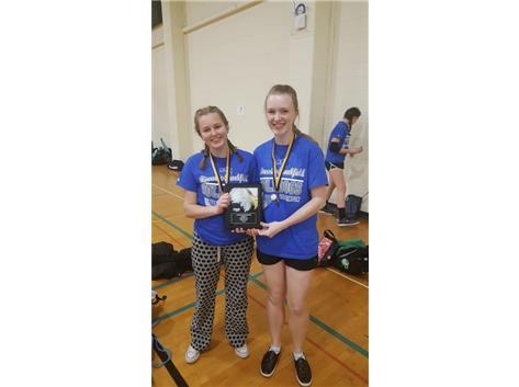 2018 Leyden Varsity Badminton Invite