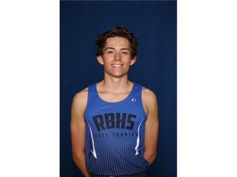 Athlete of the Week 10/22/18 Joshua Ranft