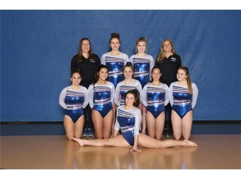 Gymnastics Varsity