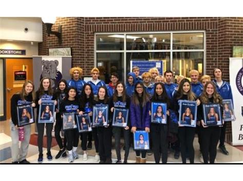 Cross Country State Send off Parade