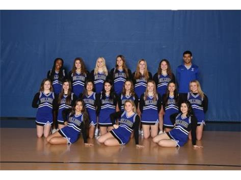 Competitive Varsity Cheer