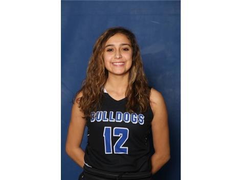 Athlete of the Week 12/16/19 Cassandra Hines