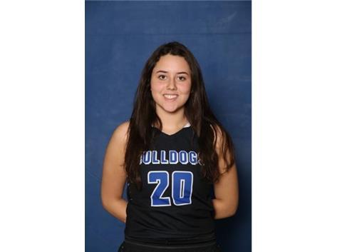 Athlete of the Week 1/13/20 Natalie Leon