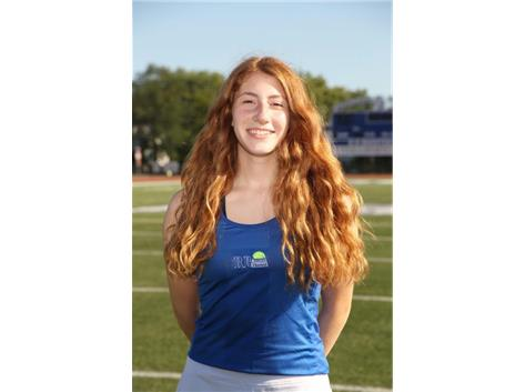 Athlete of the Week 8/31/20 Remy Hilpp