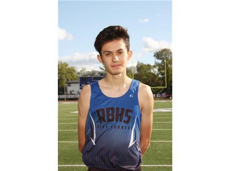 Athlete of the Week 10/12/20 Cruz Herrera