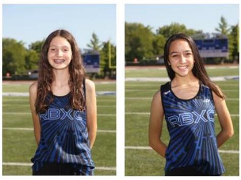 Co-Athletes of the Week 10/19/20 Bryce Pacourek & Carmen Guerrero