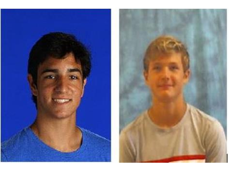Co-Athletes of the Week 6/7/21 Cooper Marrs and James Dalton