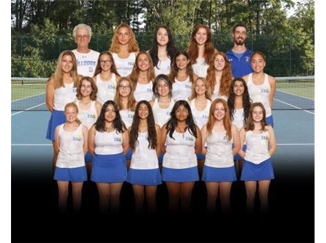Varsity Girls Tennis 2021