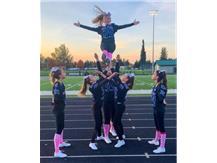2019 Cheerleaders