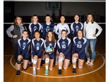 2019 Volleyball Team