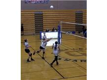 2019 MS Volleyball Game