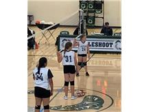 2019 Middle School Volleyball