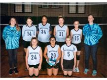 2019 MS Volleyball Team