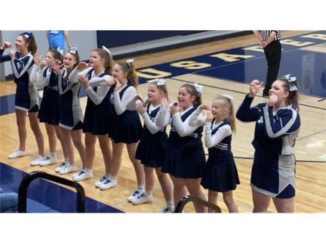 2020 High School & Middle School Cheer