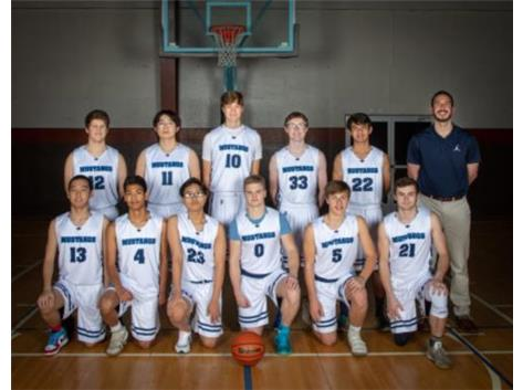 2020 Boys Basketball Team
