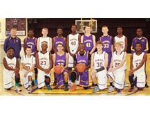 Junior Varsity Boys Basketball 2016-17