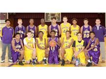 Freshman Boys Basketball 2016-17