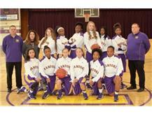 Varsity Girls Basketball 2016-17