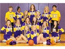 Varsity Cheer 2016-17