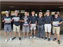 1st Place Finish at the All County Invitational. Chase Moore - 3rd Place Finish. Trey Vanwinkle - 4th Place Finish. Noah Shields - 5th Place Finish.