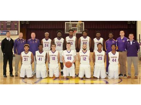 Varsity Boys Basketball 2016-17