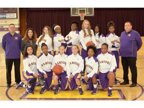 Varsity Girls Basketball 2016-17