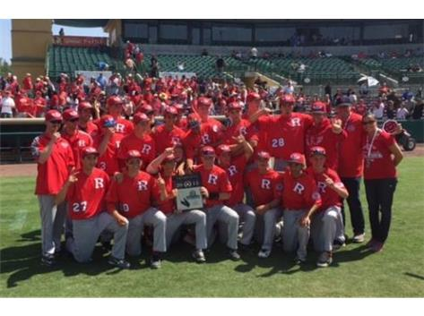 RUHS Baseball - 2015 CIF Champions!