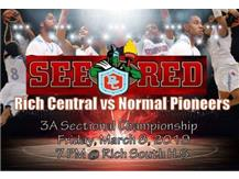 Sectional Championship game.  Don't miss it!