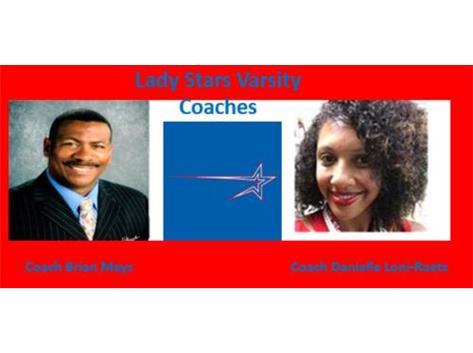 Rich South Lady Stars Varsity Coaches