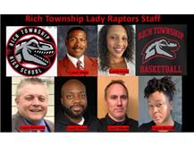 LADY RAPTORS COACHING STAFF