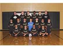 JV Boys Soccer 2019